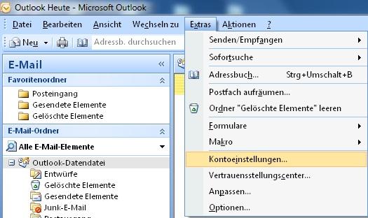 Синхронизация данных Microsoft Outlook на нескольких